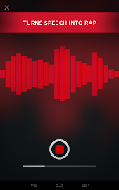 AutoRap by Smule Screenshot 1