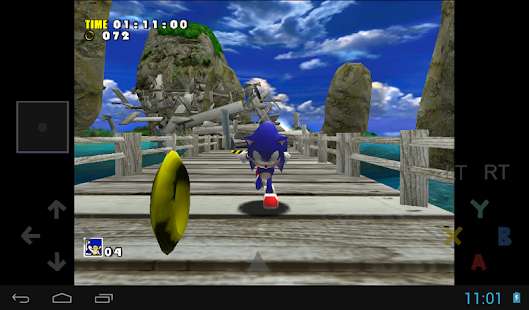 reicast - a dreamcast emulator - screenshot thumbnail