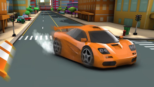 香椿賽車3D賽車遊戲 Toon Racer