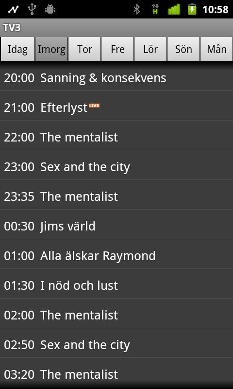 Kolla.tv - screenshot