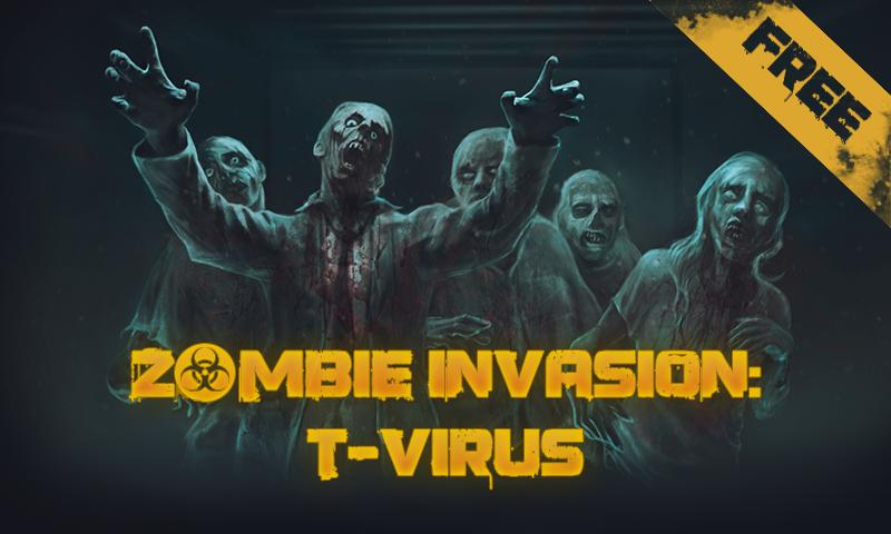 Zombie Invasion : T-Virus - screenshot