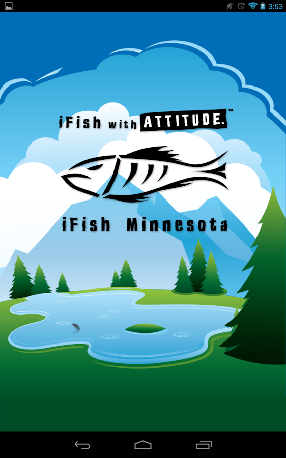 iFish Minnesota!- screenshot
