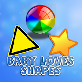 Baby Kids Loves Shapes