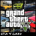 GTA V Cars List icon