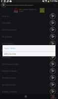 Screenshot of EDM Radio