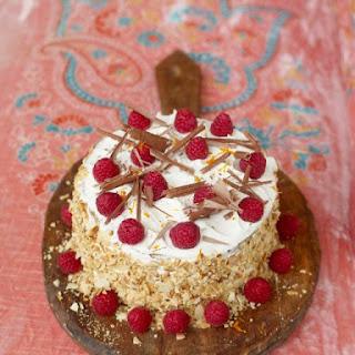 Summer Panettone Cake Recipe