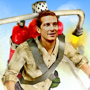 Air Bear Grylls for PC and MAC