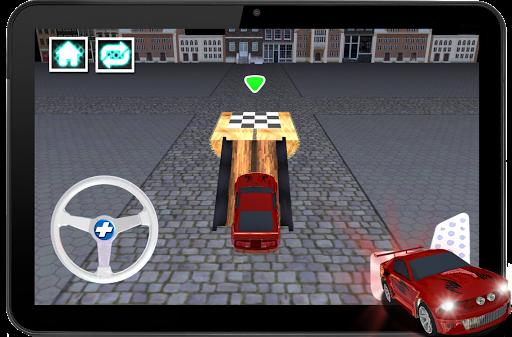免費衝車特技停車3D