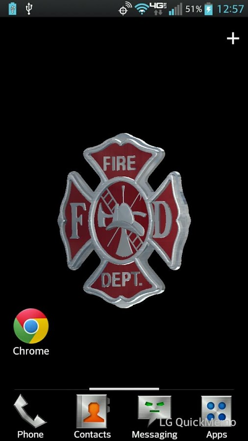 Firefighter Live Wallpaper Android Apps On Google Play
