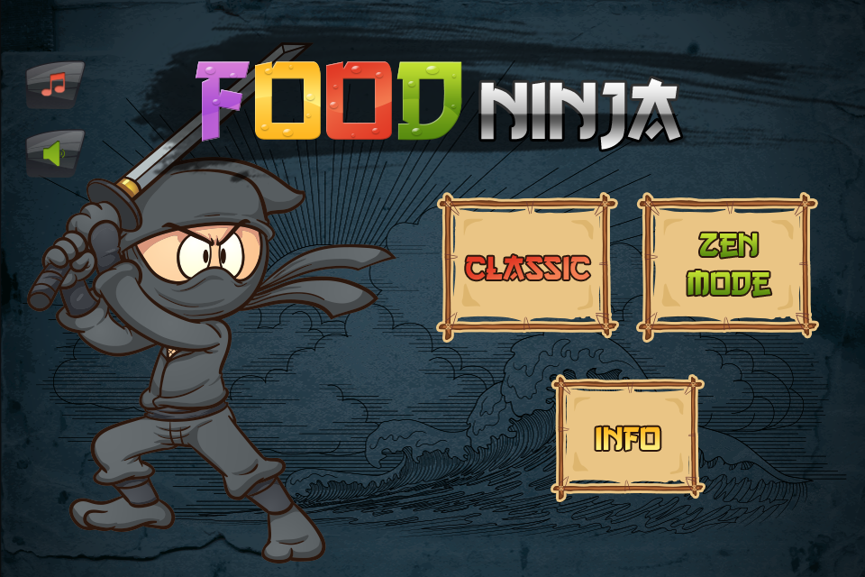 food ninja - android apps on google play