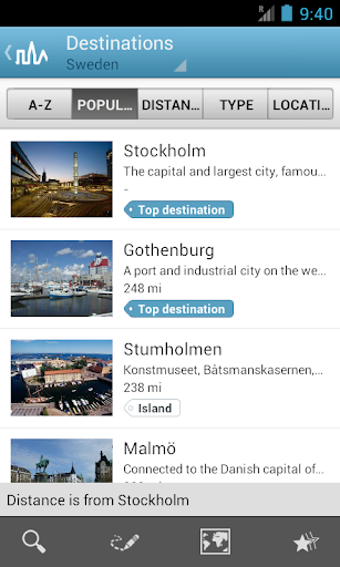 Sweden Travel Guide by Triposo