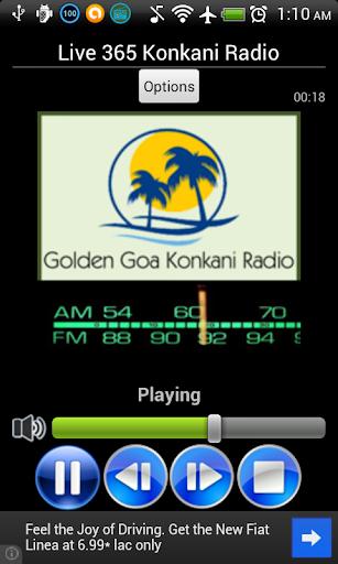 Konkani Radio Goa Live