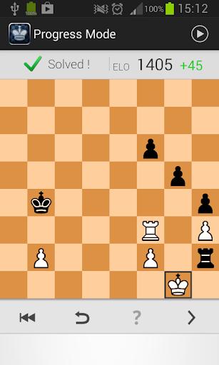 Chess Tactics Pro Puzzles