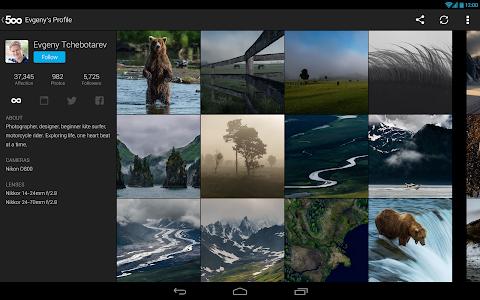 500px – Discover great photos v2.2.4