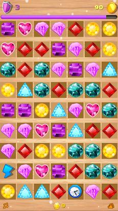 Jewels Crush (Start Crashing!) screenshot