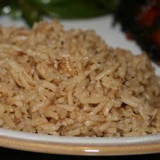 Seasoning Rice Without Salt Recipes.