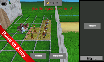 Screenshot of Keep Battles