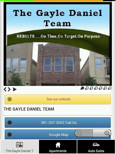 The Gayle Daniel T