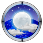 Night Sky CLauncher Theme