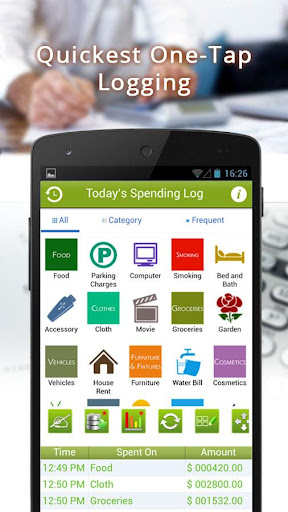 SpendingLog Classic - Shopping