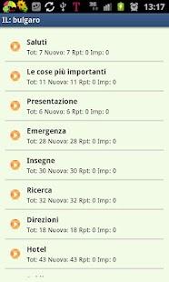 Imparare il bulgaro- screenshot thumbnail