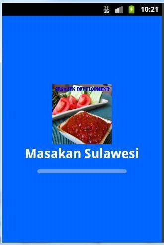 Resep Masakan Sulawesi - screenshot