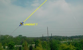 Screenshot of Satellite AR