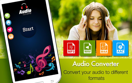 Audio Converter To Convert Almost All Audio Formats