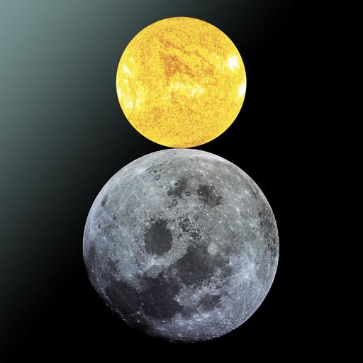 Sun & Moon Pro LOGO-APP點子