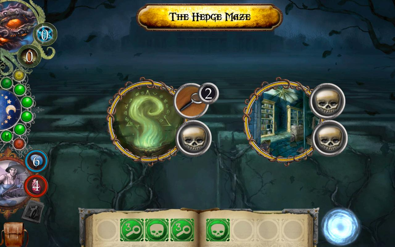 Elder Sign: Omens - screenshot