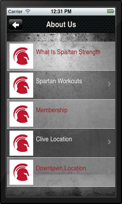 Spartan Strength- screenshot
