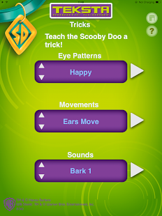 Teksta Scooby App - screenshot thumbnail