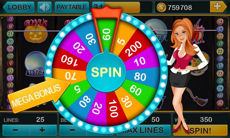 Slots Mania Deluxe- screenshot