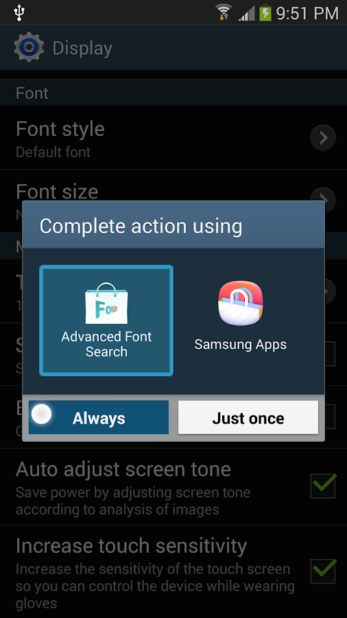 Font Style Search For Galaxy Android Apps On Google Play