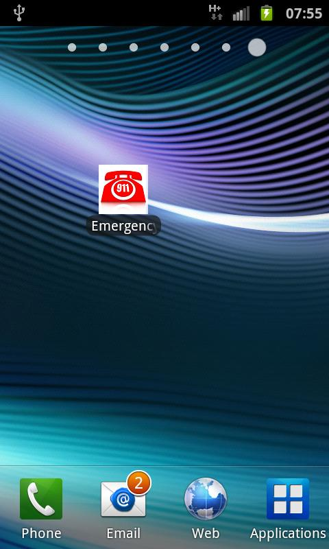 Emergency 911 - screenshot