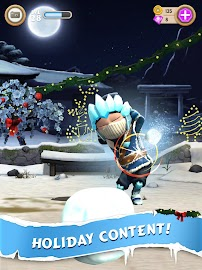 Clumsy Ninja Screenshot 4