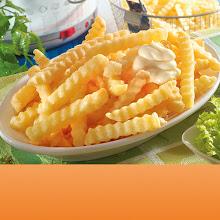 Abbildung Backofen-Kringel-Frites