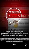 Screenshot of MYGON