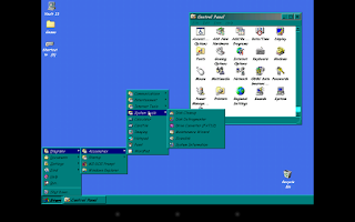 Screenshot of DosBox Turbo