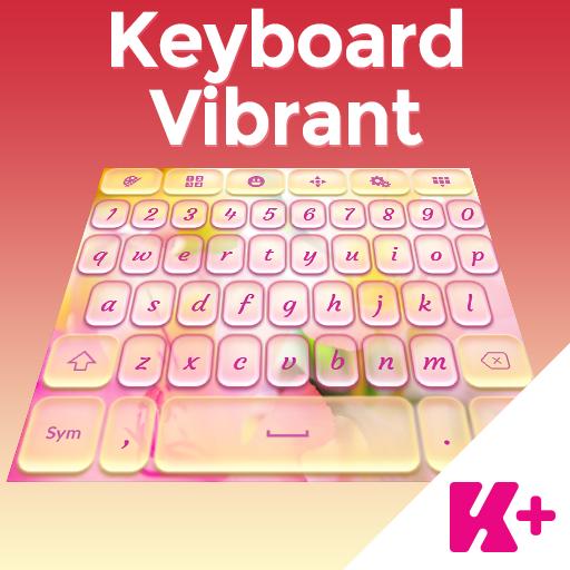 键盘充满活力 個人化 LOGO-玩APPs