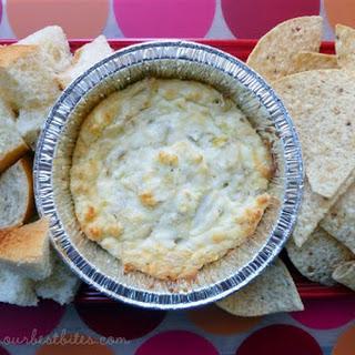 Garlic Artichoke Dip