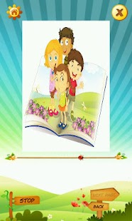 'Read to me story for kids'- screenshot thumbnail