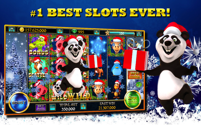 Panda slot machine online free