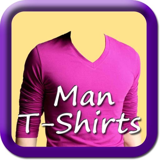 Man T-Shirt Photo 攝影 App LOGO-硬是要APP