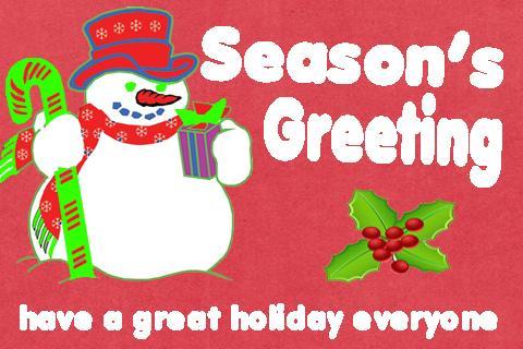 【免費娛樂App】Christmas Season Greeting-APP點子