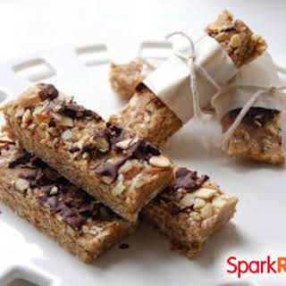 No Bake Protein Bars.