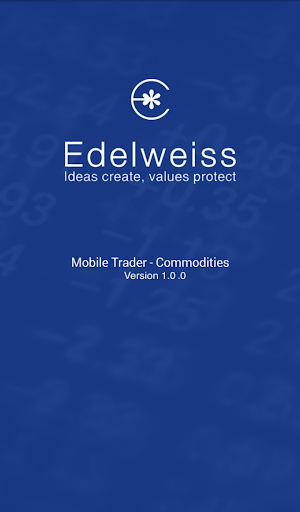 Edelweiss Mobile Trader - Comm