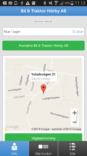Bil Traktor i Hörby