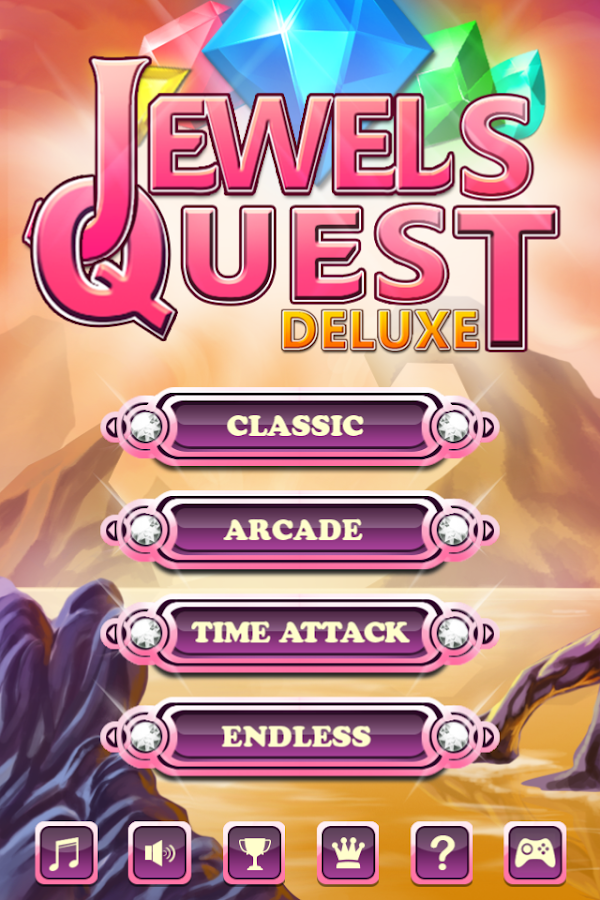 Jewels Deluxe- screenshot