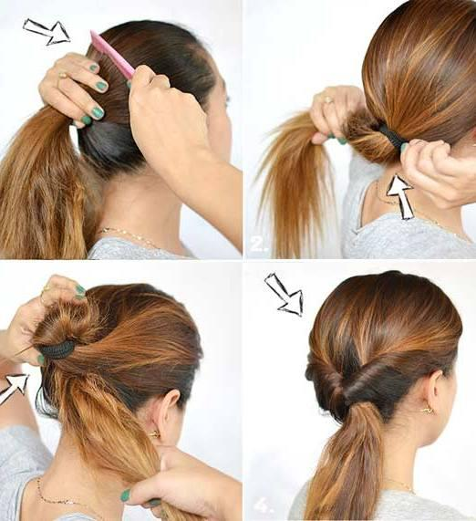 Step By Step Hairstyles For School Girls,Hairstyles Messy